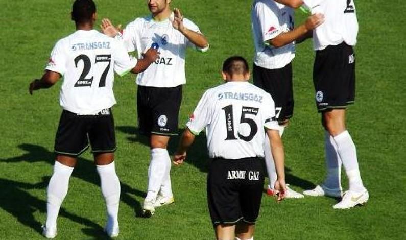 Victorie pentru Gaz Metan Medias in primul amical din Antalya