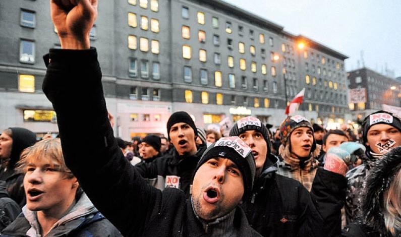 Mâine, la Sibiu, va avea loc un nou protest împotriva ACTA