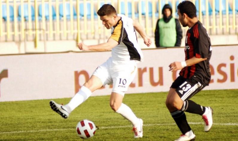 Gaz Metan – Fakel Voronezh 1-2, în al patrulea amical din Antalya