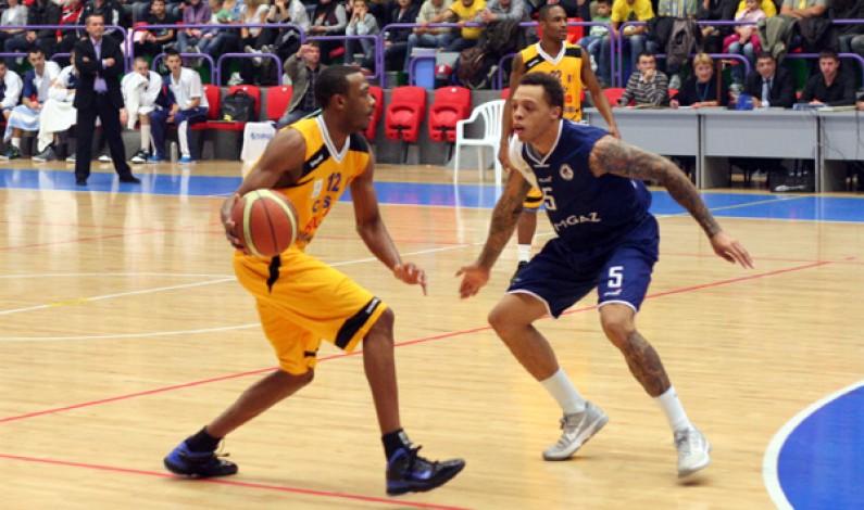Gaz Metan Medias a învins cu scorul de 102-94 pe CSU Atlassib Sibiu
