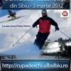 """Cupa de ski a Universitatii """"Lucian Blaga"""" din Sibiu"""