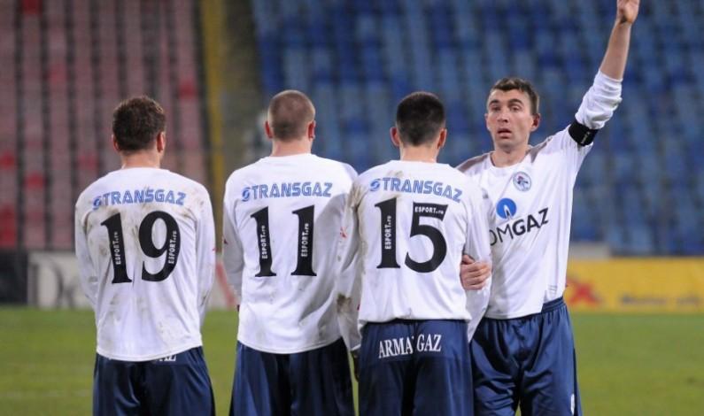 Prima înfrângere şi pentru Gaz Metan Medias, 0-1 cu ruşii de la Yenisei