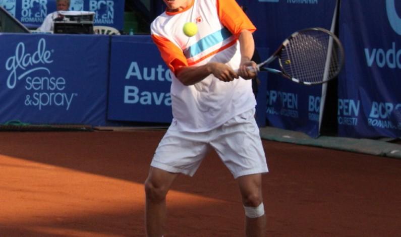 Turneu ATP Challenger la Sibiu, în luna august