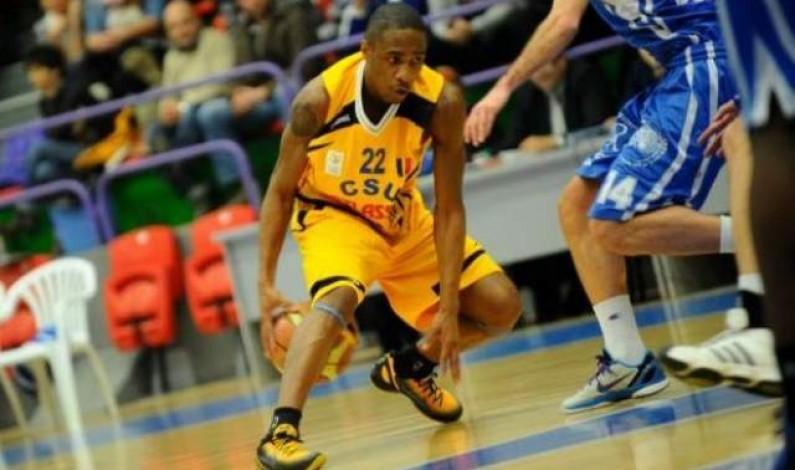 CSU Atlassib Sibiu o învinge pe Dinamo cu scorul de 112-92