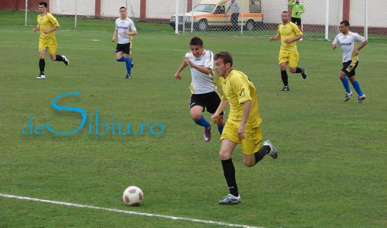FC Cisnadie a pierdut acasa cu Pandurii II si Fogorosi a demisionat