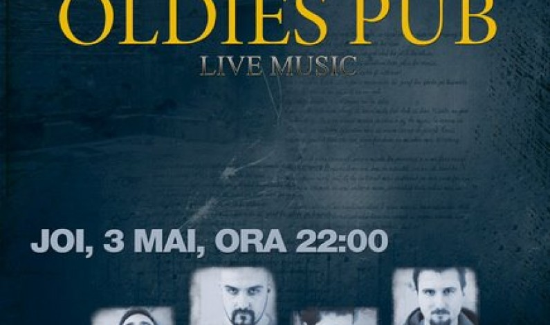 Concert Vita de Vie in Oldies Pub Sibiu