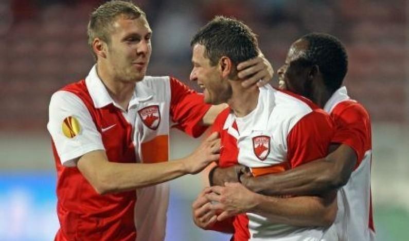Vointa Sibiu pierde frumos cu Dinamo. Vointa Sibiu – Dinamo 0-1