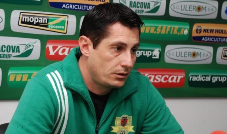 Dorin Zotincă este noul antrenor al Voinţei Sibiu