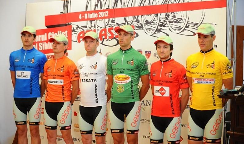 Turul ciclist al Sibiului 2012, program şi detalii despre traseu