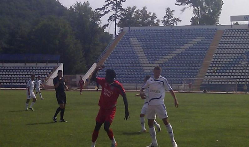 CSM Râmnicu Vâlcea – Voinţa Sibiu 1-1 într-un meci amical