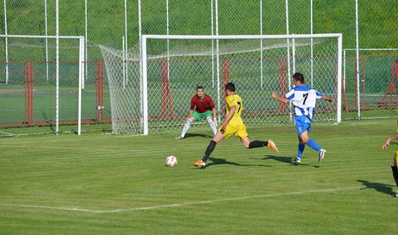 FC Cisnădie  – CS Unirea Tărlungeni în turul III al Cupei României la fotbal