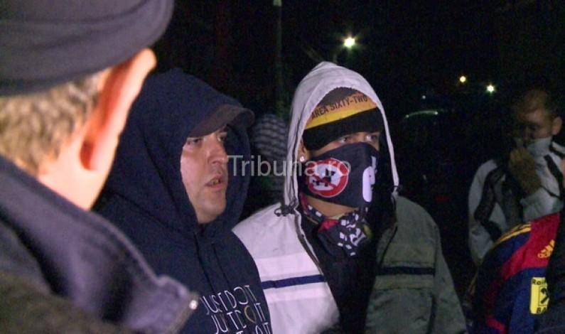 Suporterii Stelei s-au batut cu localnicii din Slimnic