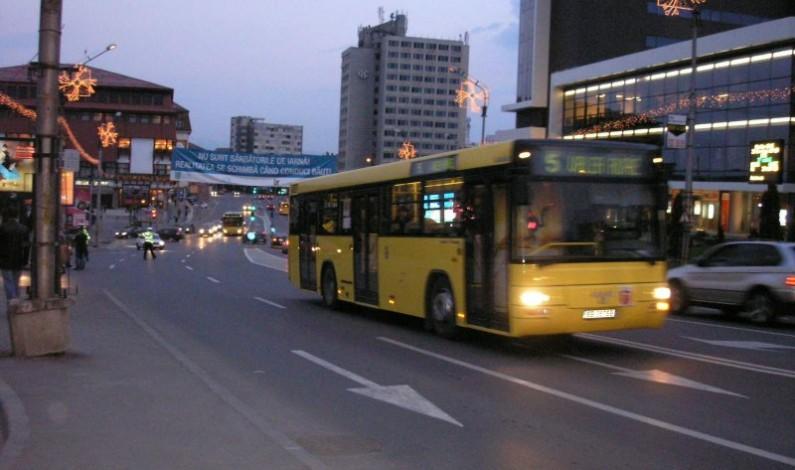 Traseul autobuzelor Tursib 1, 10 şi 11 se modifică în zona străzii Dealului