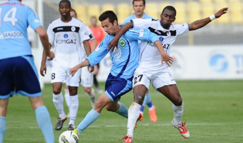 Gaz Metan Mediaş a fost învinsă de Concordia Chiajna cu scorul de 3-1