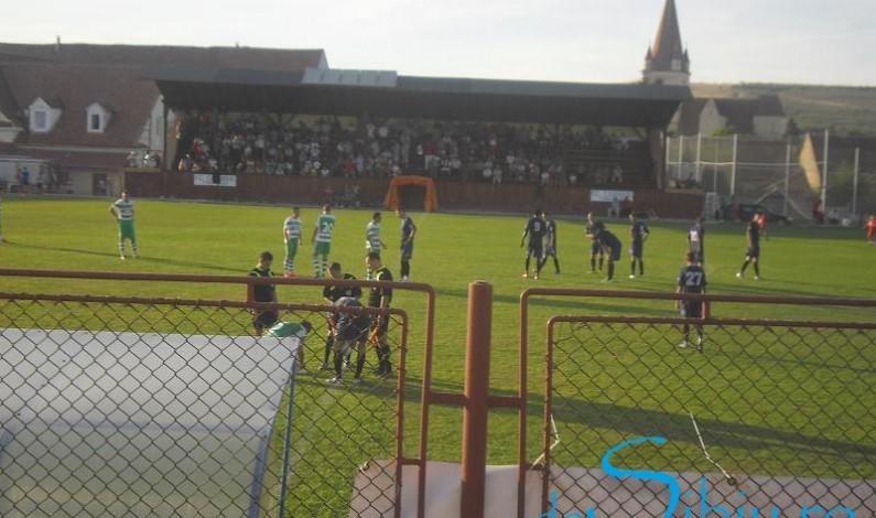 FC Cisnădie – Voinţa Sibiu 3-4 după loviturile de departajare