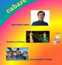 """În 15 decembrie sunteţi invitaţi la """"Cabaret la Sibiu"""""""