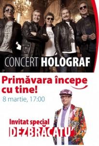 concert holograf sibiu 2014