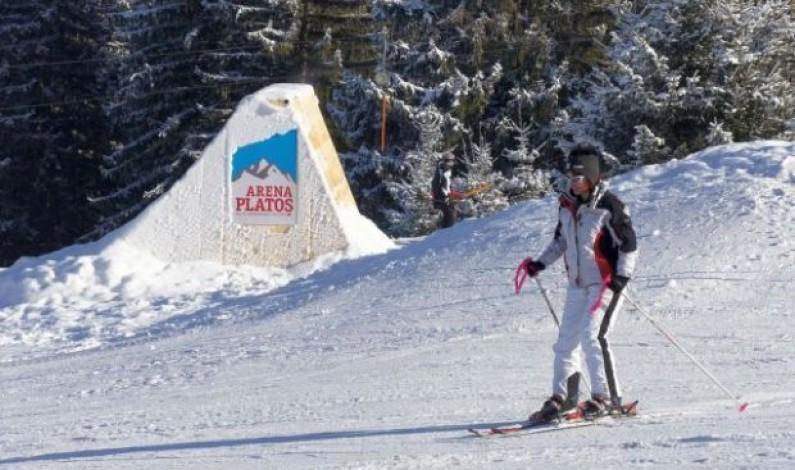 A doua ediție a Cupei de Ski Arena Copiilor la Arena Platoş