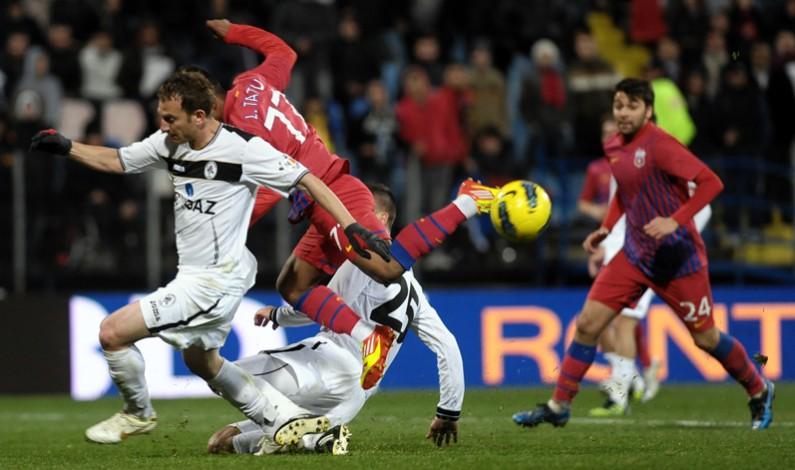Gazul a provocat demisia lui Stan! Steaua – Gaz Metan 0-0