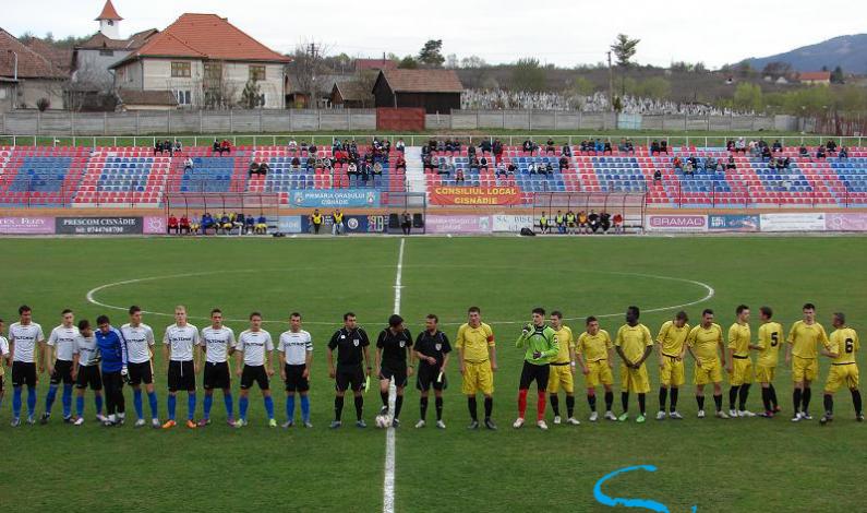 Cisnadia inca mai spera la promovare! FC Cisnadie – Oltchim Rm. Valcea 4-0