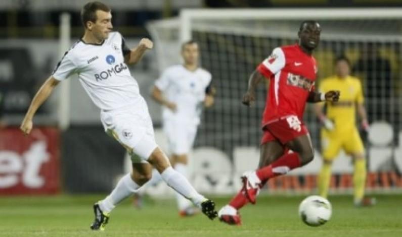 Gaz Metan pierde calificarea în finala Cupei. Gaz Metan – Dinamo 2-1