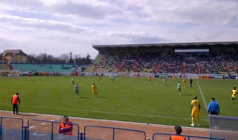 Vointa a facut instructie cu FC Vaslui. Vointa Sibiu – FC Vaslui 3-0
