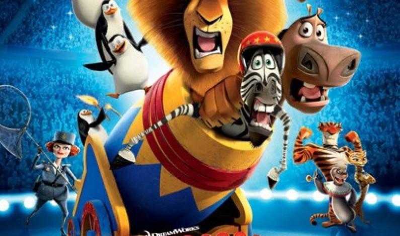 Madagascar 3: Europe's Most Wanted la Cinema Arta Sibiu