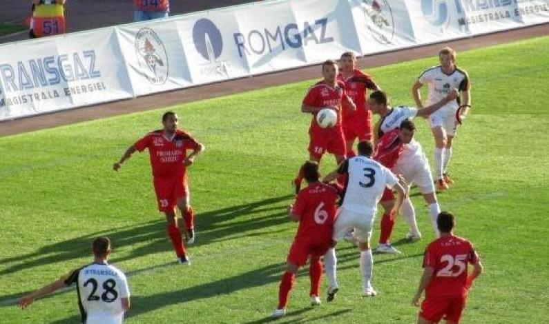 Gaz Metan Medias – Vointa Sibiu 3:0 intr-un meci amical