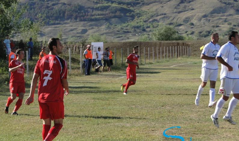 Arena Alba Iulia – Voinţa Sibiu 1-2 şi sibienii merg în turul V al Cupei