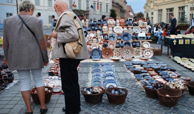 """În perioada 1-2 septembrie, la Sibiu, are loc """"Târgul Olarilor"""""""