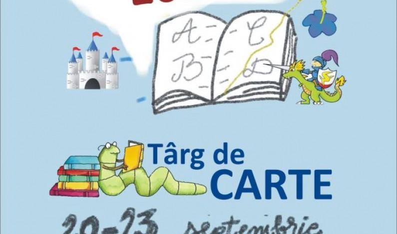 Târgul de carte SibiuBookFest 2012