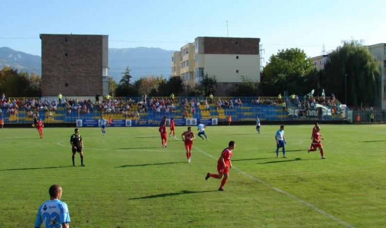 Corona Braşov – Voinţa Sibiu 3-1. Sibienii pierd la revenirea în liga a II-a
