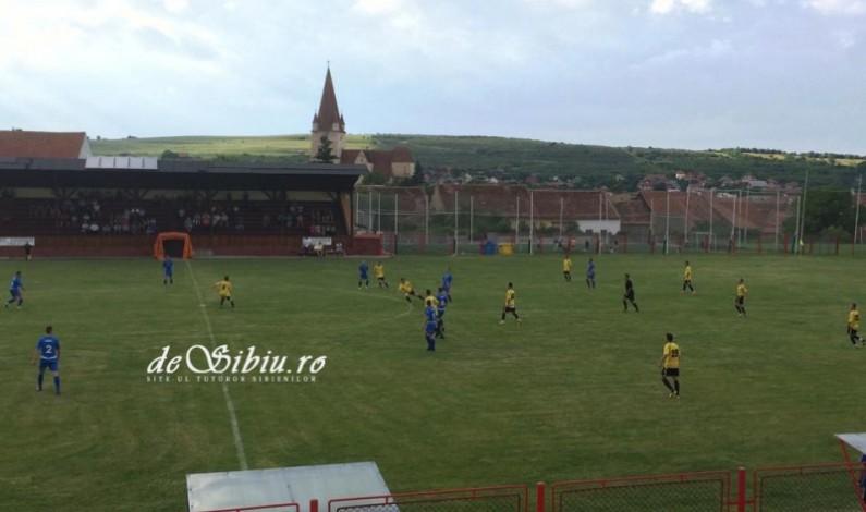 Magura Cisnadie – Continental Sibiu 4:0. Cisnadienii se pregatesc pentru barajul de promovare in Liga a III-a.