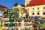Lutul revine in Piața Mare. Cea de-a 54-a ediție a Târgului Olarilor